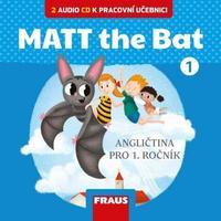 Matt the Bat 1 - CD (2ks)  pro 1. a 2.ročník