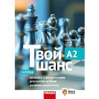 Tvoj šans 2 - učebnice + poslech mp3