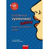 Cvičebnice výslovnosti češtiny nejen pro školní výuku