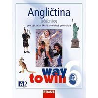 Angličtina pro 6.ročník ZŠ a VG  Way to Win - učebnice
