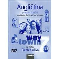 Angličtina pro 7.ročník ZŠ a VG Way to Win - pracovní sešit