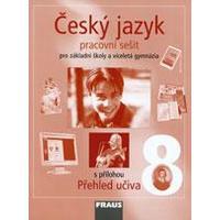Český jazyk pro 8.ročník ZŠ a VG - pracovní sešit