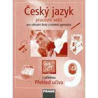 Český jazyk pro 9.ročník ZŠ a VG - pracovní sešit