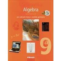 Matematika pro 9.ročníkZŠ a VG - ALGEBRA  učebnice