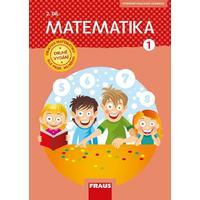 Matematika pro 1.ročník ZŠ - 2.díl hybridní pracovní učebnice NOVÁ GENERACE