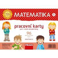 Matematika pro 1. ročník ZŠ - pracovní karty  NOVÁ GENERACE