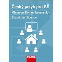 IUČ Český jazyk pro SŠ-Mluvnice,Komunikace a sloh-škol.multil.Flexibooks