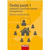 IUČ Český jazyk 1 - AS metoda vázané - neomezená školní multilicence  Flexibooks