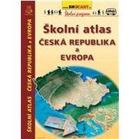 IUČ Školní atlas ČR a Evropa - neomezená školní multilicence Flexibooks