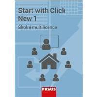 IUČ Start with Click New 1 - neomezená školní multilicence  Flexibooks