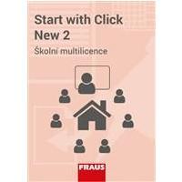 IUČ Start with Click New 2 - neomezená školní multilicence  Flexibooks