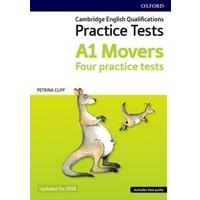 Cambridge English Qualifications Young Learner´s Practice Tests Movers