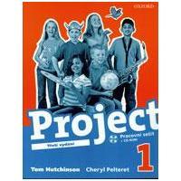 Project 1 (Third edition) - pracovní sešit + CD-ROM (česká verze)