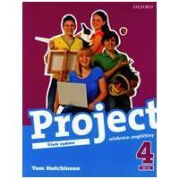Project 4 Third edition - učebnice angličtiny (česká verze)