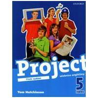 Project 5 (Third edition) - učebnice angličtiny (česká verze)