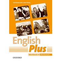 English Plus 4 - Workbook with Online Skills Practice