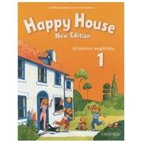Happy House 1 (New edition) - učebnice angličtiny  (česká verze)