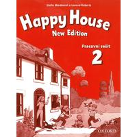 Happy House 2 New edition - pracovní sešit bez CD