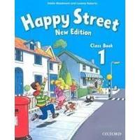 Happy Street 1 New edition - Class Book (anglická verze)