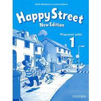 Happy street 1 New edition - pracovní sešit bez CD