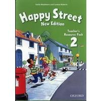 Happy Street 2 (New edition) - Teacher's Resource Pack