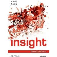 Insight Elementary - Workbook