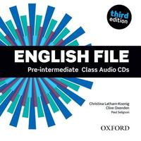 English File Third Edition Pre-intermediate - Class Audio CDs /4/