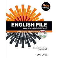 English File Third Edition Upper Intermediate - Multipack A