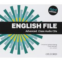 English File Third Edition Advanced - Class Audio CDs /4/