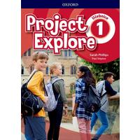 Project Explore 1 - Student´s book CZ