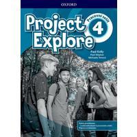Project Explore 4 - Workbook with  Online Practice CZ