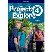 Project Explore 4 - Student´s book CZ