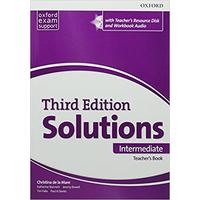 Maturita Solutions 3rd Edition Intermediate - Teacher's Pack