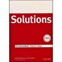 Maturita Solutions 2nd Edition Pre-intermediate - Teacher's Book