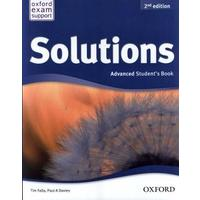 Maturita Solutions 2nd Edition Advanced - Student´s Book International Edition