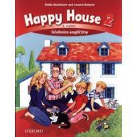 Happy House 2 (3.vydání) - učebnice angličtiny (česká verze)