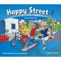 Happy Street 1 (3.vydání) - Class Audio CDs (3ks)