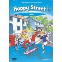 Happy Street 1 (3.vydání) - DVD