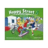 Happy Street 2 (3.vydání) - Class Audio CDs (3ks)