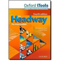 New Headway Fourth edition Pre-Intermediate - iTools DVD-ROM Pack