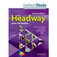 New Headway Fourth edition Upper-Intermediate - iTools DVD-ROM Pack
