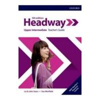 New Headway Fifth Edition Upper Intermediate - Teacher's Book with Teacher's Resource Center