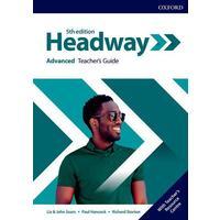 New Headway Fifth Edition Advanced - Teacher's Book with Teacher's Resource Center