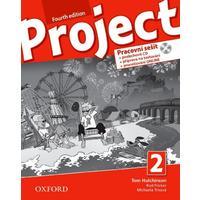 Project 2 Fourth edition - pracovní sešit + CD (česká verze)