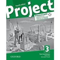 Project 3 Fourth edition -  Pracovní sešit s poslechovým CD a Project Online Practice (česká verze)