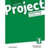 Project 3 Fourth edition -  Teacher´s Book with Mutli-ROM and Online Practice Pack