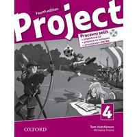 Project 4 Fourth edition - Pracovní sešit s poslechovým CD a Project Online Practice (česká verze)