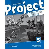 Project 5 Fourth edition - Pracovní sešit s poslechovým CD a Project Online Practice (česká verze)