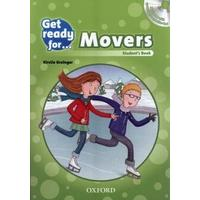 Get Ready for Movers: Student´s Book with Audio CD