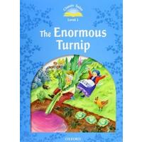 Classic Tales Second Edition Level 1 the Enormous Turnip + Audio Mp3 Pack